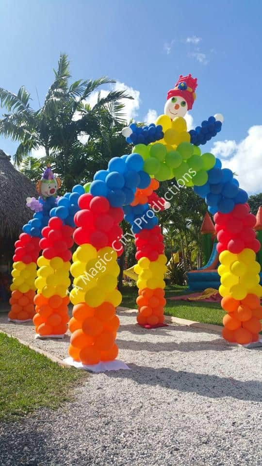 Balloon Decoration Miami FL 84