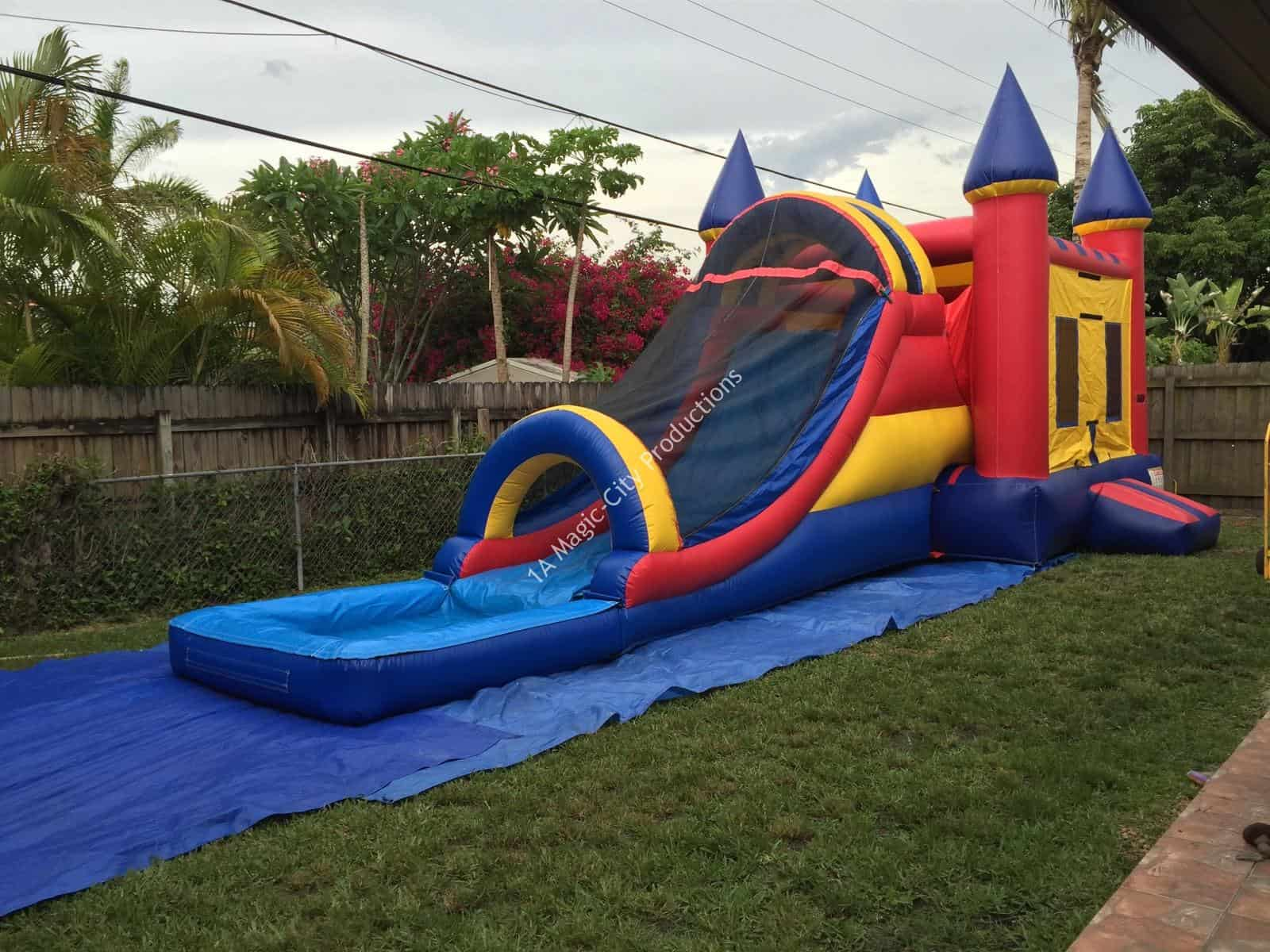 Bouncers & Slides Miami FL 1