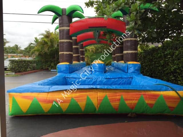 Bouncers & Slides Miami FL 17