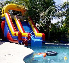 Bouncers & Slides Miami FL 20