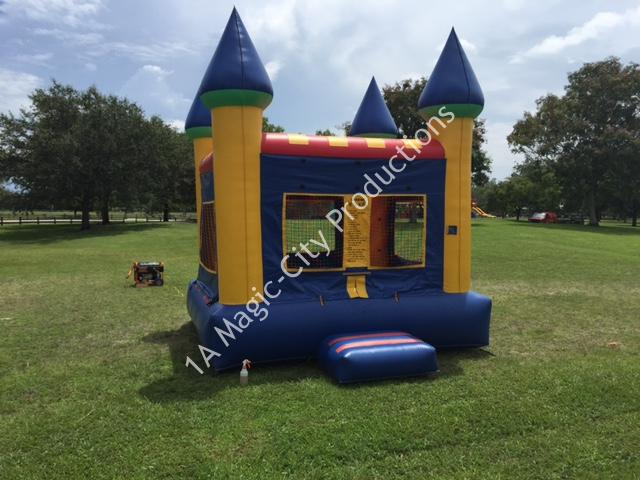 Bouncers & Slides Miami FL 25