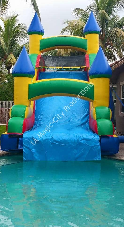 Bouncers & Slides Miami FL 28