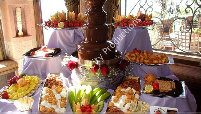 Chocolate Fountain Miami FL 3