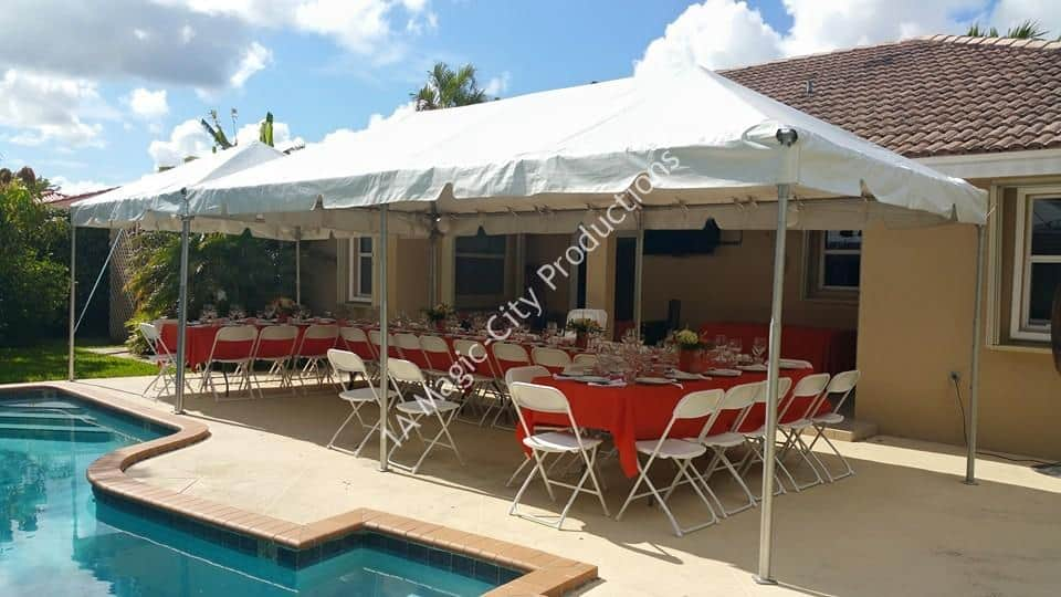 Tents & Accessories Miami FL 6
